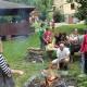 Folklorní soubor Bystřina ze Zlivi - 25. 6. 2015 - Rozlučka před prádninami