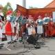 Folklorní soubor Bystřina ze Zlivi - 27. 6. 2015 - Festival U Zlaté stoky Lomnice nad Lužnicí