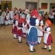 Folklorní soubor Bystřina ze Zlivi - 25. 11. 2015 - Vystoupení pro důchodce Parkhotel Hluboká nad Vltavou