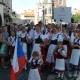 Folklorní soubor Bystřina ze Zlivi - 30. 7. 2016 - Pražské folklorní dny