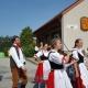 Folklorní soubor Bystřina ze Zlivi - 9. 9. 2017 - Dožínky v Doudlebech