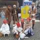 Folklorní soubor Bystřina ze Zlivi - 16. 12. 2017 - Živý Betlém náměstí Hluboká