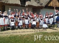 Folklorní soubor Bystřina ze Zlivi - PF 2020